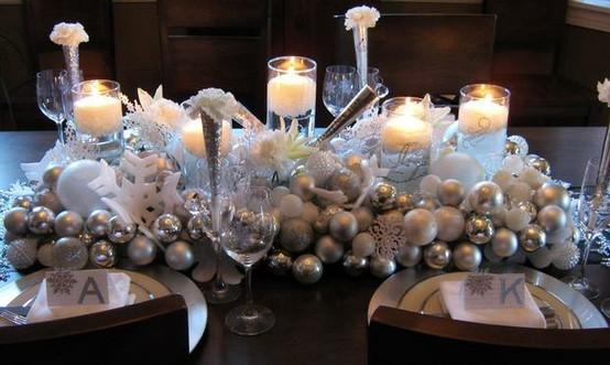 Decoration De Mariage Hiver Anyflowers Fr