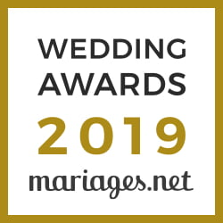 Anyflowers, gagnant Wedding Awards 2019 Mariages.net